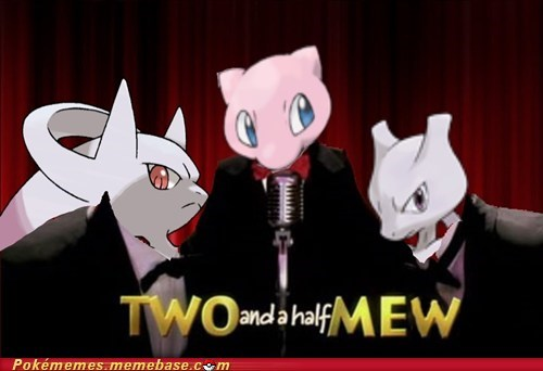 mew two and a half men mewtwo newmew - 7288773120