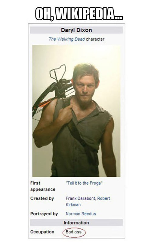 norman reedus,wikipedia,The Walking Dead
