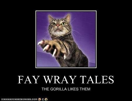FAY WRAY TALES