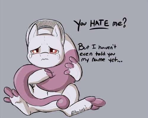 Pokémon art newmew