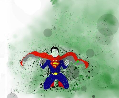 art kryptonite superman - 7291550208
