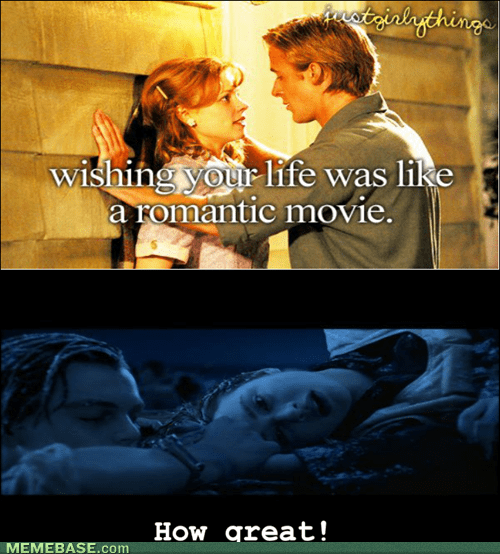 titanic just girly things movies things boys do
