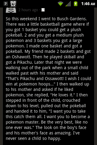 Pokémon kids stories Busch Gardens restoring faith in humanity week - 7294042624