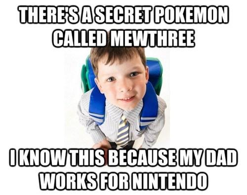 mewthree kids Memes nintendo - 7294293248