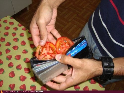 red wtf tomatos money
