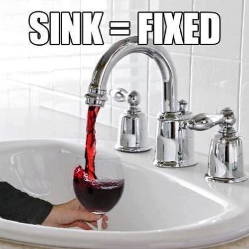 shower wine sink fixed after 12 g rated - 7294738688