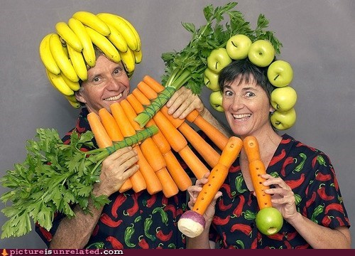 Music,vegetables,wtf,fruit