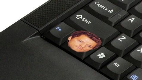 control misha collins keyboard - 7295006976