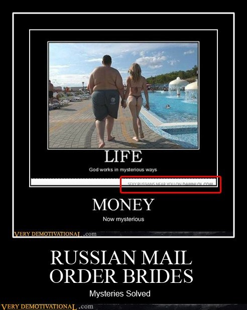 life Russian bride mystery - 7295035392