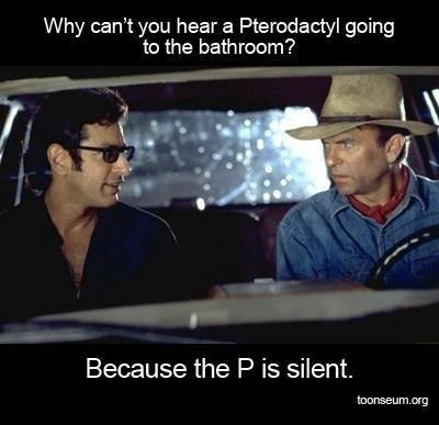 pterodactyls pee dinosaur - 7295080960