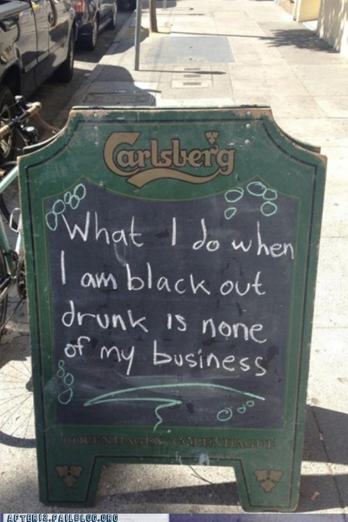 alcohol drunk blacked out chalkboards - 7295804928