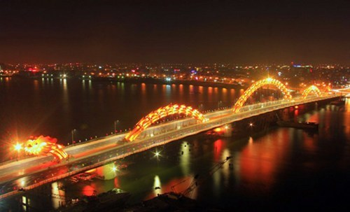 dragon architecture Vietnam bridge destination WIN! g rated - 7296225536
