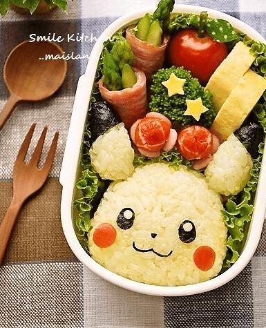 Pokémon,pikachu,Tokyo Otaku Mode,charaben,food