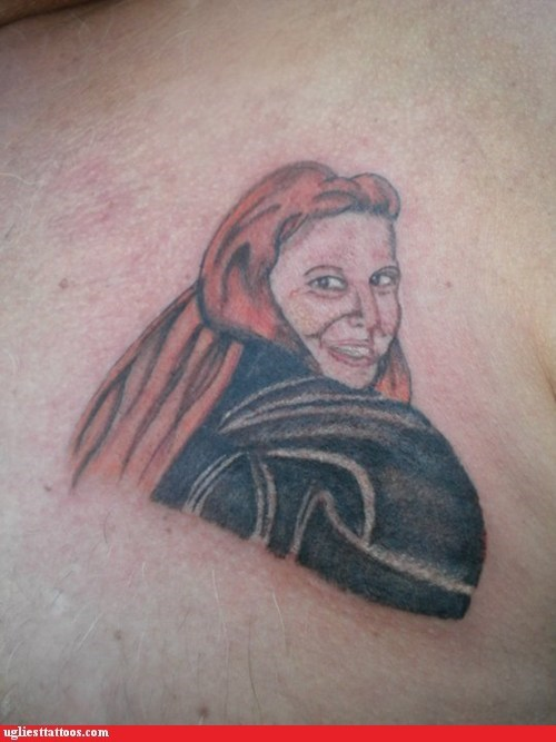 portrait tattoos chest tattoos faces - 7296419840