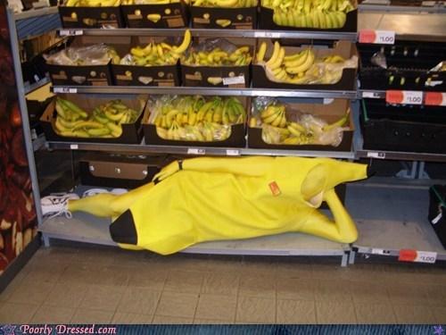 posing bananas costume - 7296876288