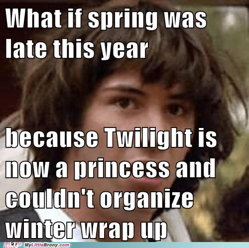 spring winter wrap up Memes conspiracy keanu - 7297868544
