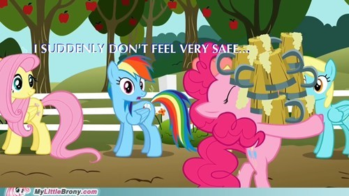 drinks,pinkie pie,scared
