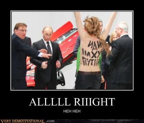 Sexy Ladies Putin alright - 7299947264