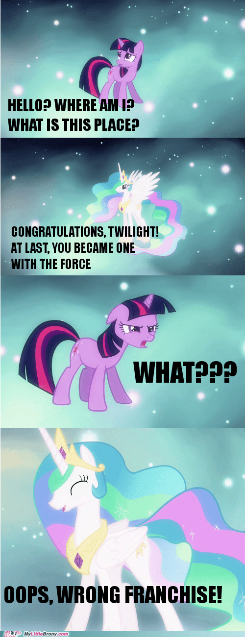 wtf,OFC BEAST,star wars,twilight sparkle,princess celestia