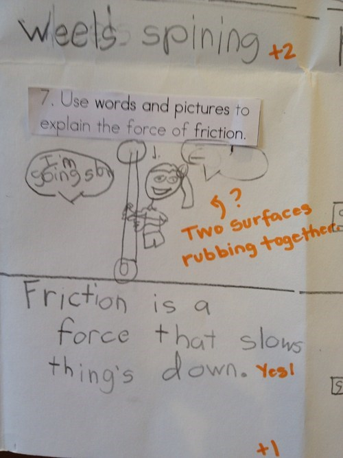 kids poles parenting friction science drawings - 7301193984