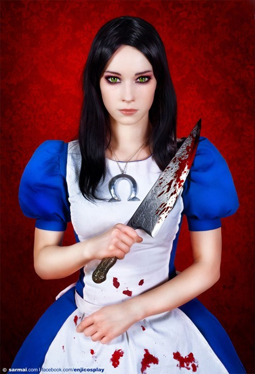 cosplay Alice Madness Returns video games - 7301681152