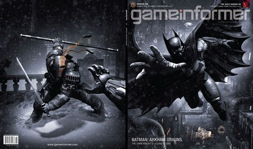 arkham origins,arkham city,game informer,batman,video games
