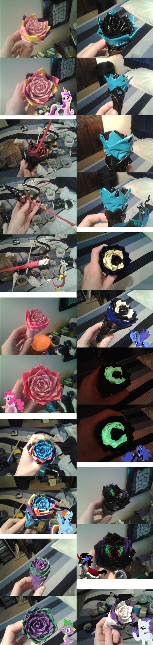 IRL flowers crafts - 7302114560