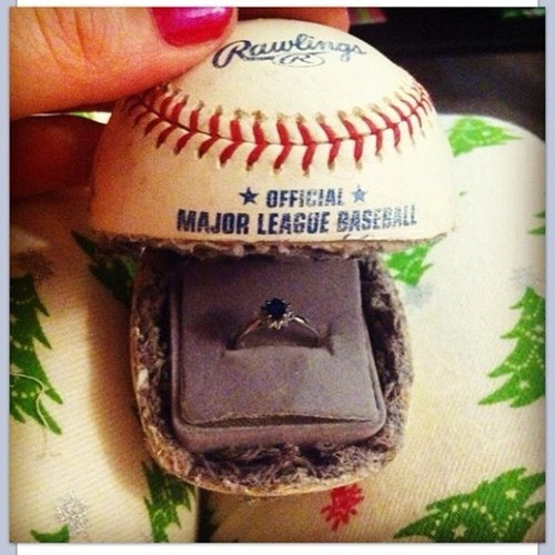 rings proposals baseballs