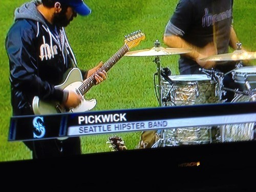 pickwick hipsters baseball