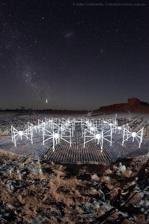 radio Astronomy night sky science - 7303138304