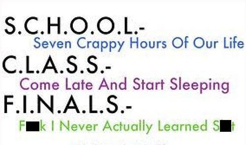 school study acronyms - 7303182848