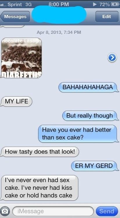 cake iPhones euphemisms sexytime desserts - 7303301632