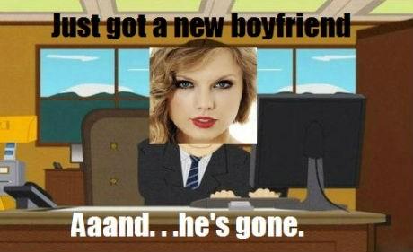 taylor swift South Park boyfriends dating - 7303346944