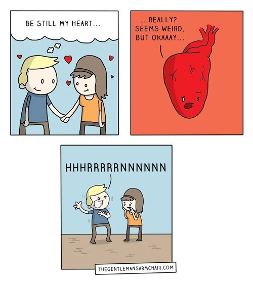 list web comics Valentines day