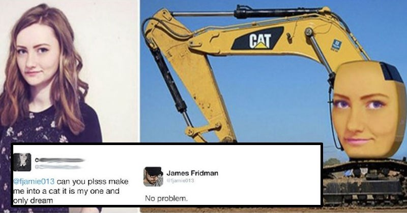 james fridman trolling photoshop social media ridiculous funny - 7304197