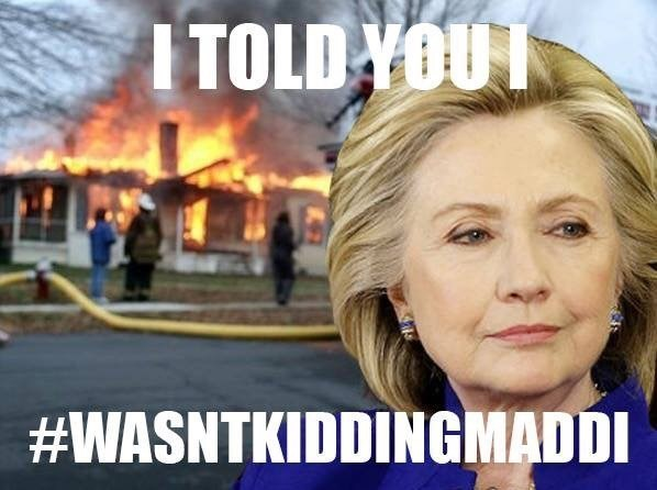 twitter list Hillary Clinton Memes - 730629