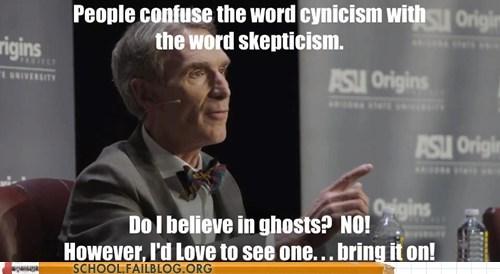 bill nye ghost skeptic science - 7306741504