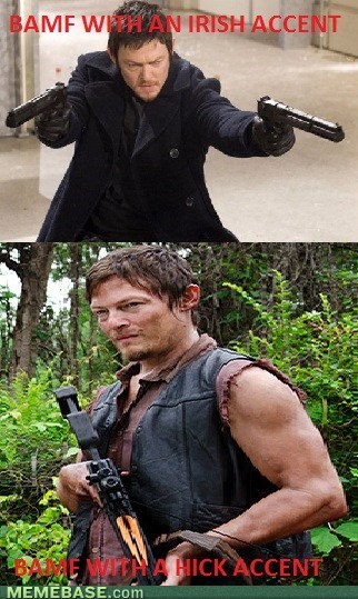 norman reedus,The Boondock Saints,The Walking Dead
