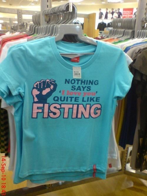 tshirts fisting what Walmart - 7308603136