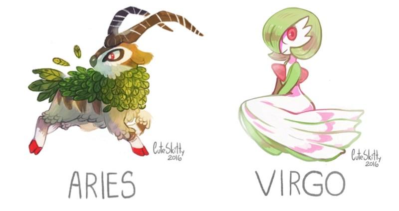 zodiac Pokémon - 730885