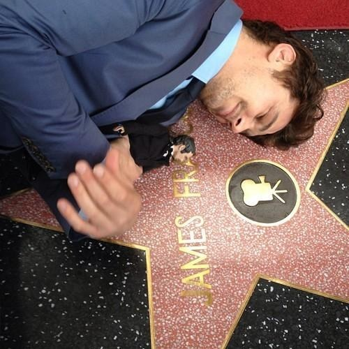 James Franco Loves James Franco