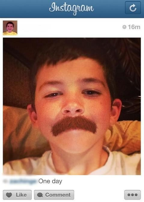 mustache,instagram,dream big,g rated,AutocoWrecks