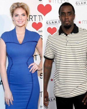 P Diddy,celeb couples,kate upton