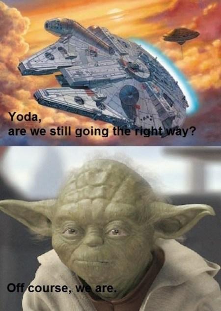 Yoda The Navigator
