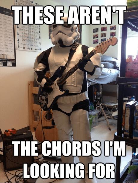 guitar star wars puns - 7310910720