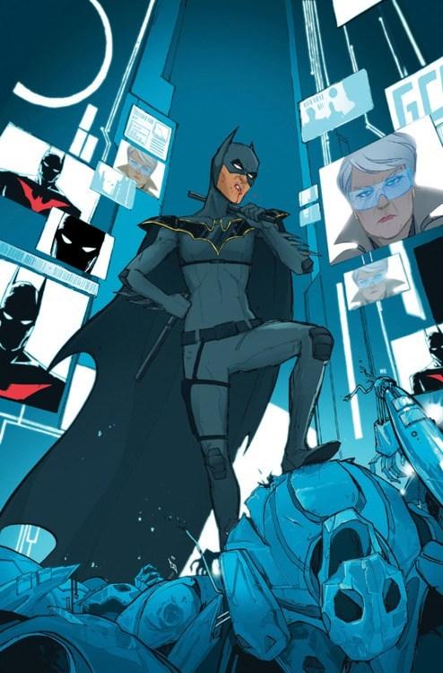 art batgirl cover - 7311225600