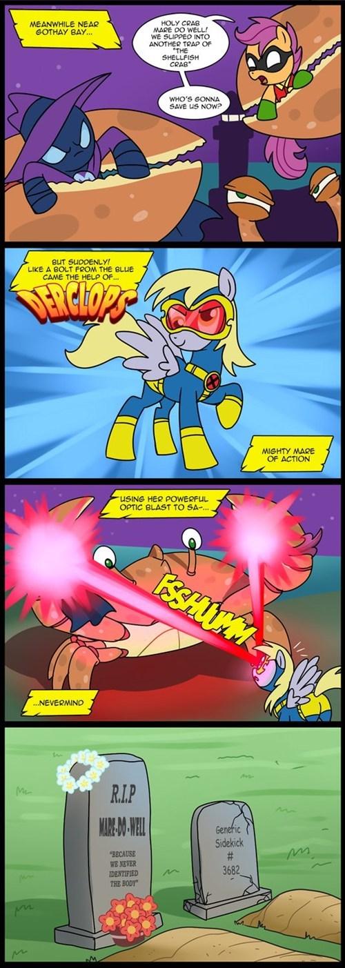 comics lobsters superheroes - 7312394496