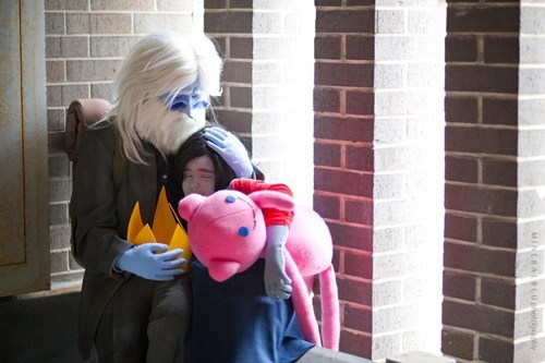 cosplay,simon petrikov,adventure time