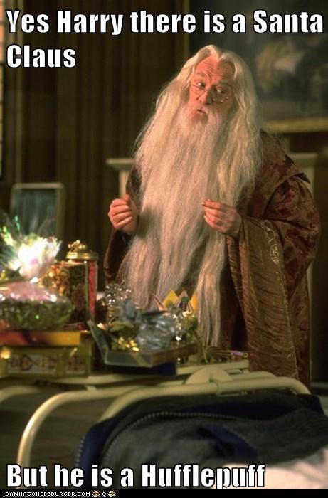 Harry Potter hufflepuff santa claus - 7313718528