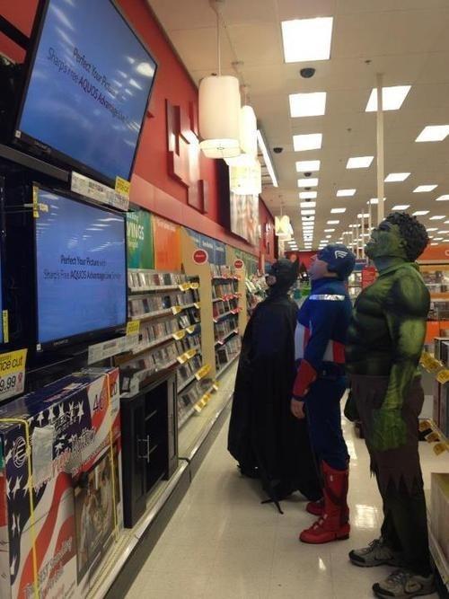 costume superheroes television - 7315801088